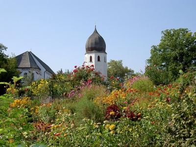 Frauenchiemsee - Kloster Frauenwörth