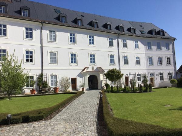 Meditationstage 2017 - Kloster Frauenwörth