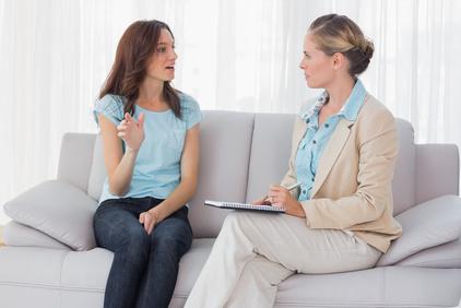 Psychotherapeutisches Gespräch